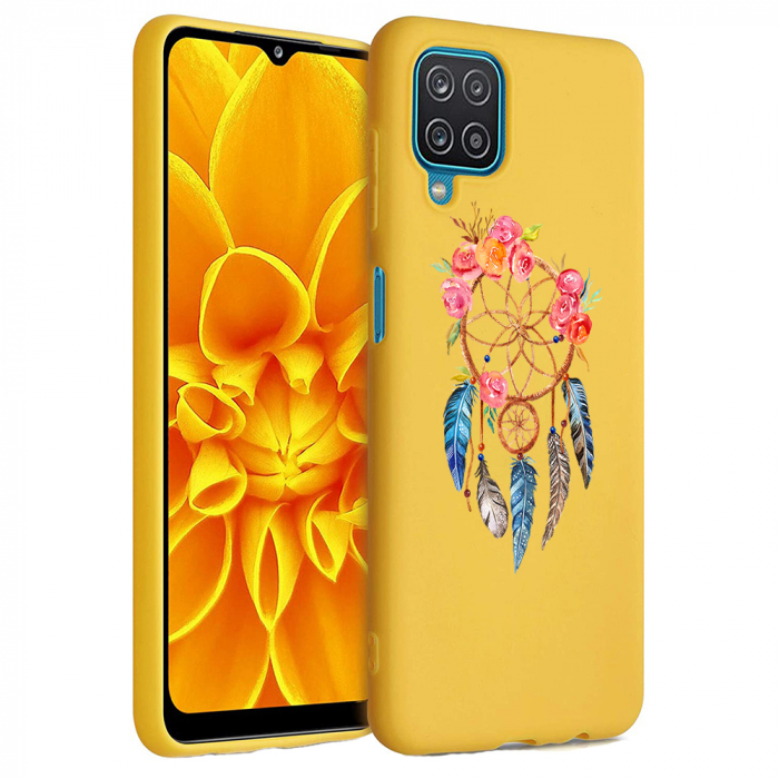 Husa Samsung Galaxy A12 - A42  - Silicon Matte - Dreamcacher 1 [1]