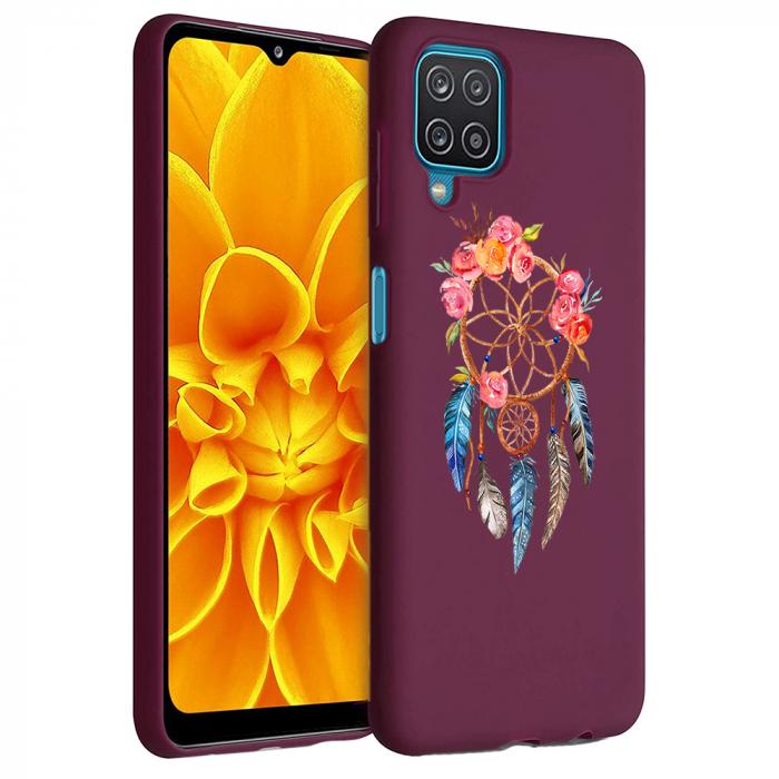 Husa Samsung Galaxy A12 - A42  - Silicon Matte - Dreamcacher 1 [6]