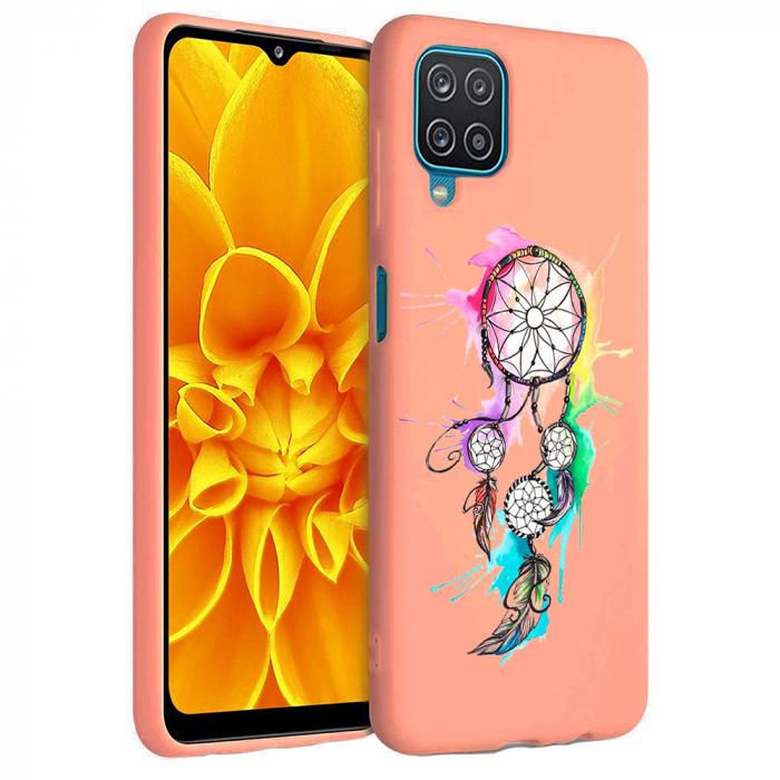 Husa Samsung Galaxy A12 - A42  - Silicon Matte - Dreamcacher 2 [0]