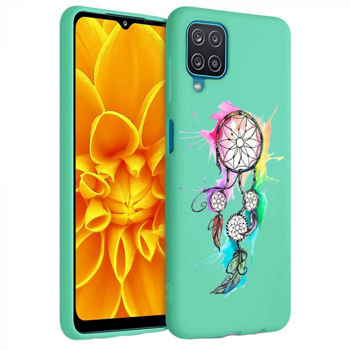Husa Samsung Galaxy A12 - A42  - Silicon Matte - Dreamcacher 2 [4]
