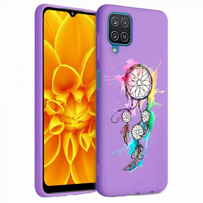 Husa Samsung Galaxy A12 - A42  - Silicon Matte - Dreamcacher 2 [3]