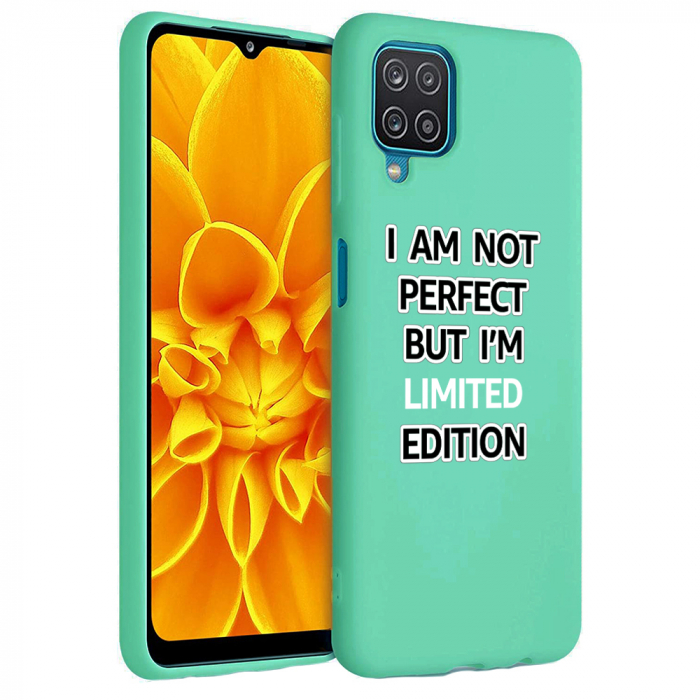Husa Samsung Galaxy A12 - A42  - Silicon Matte - Limited edition [5]