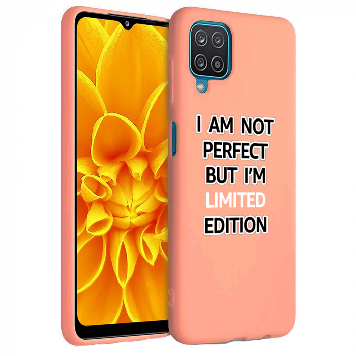 Husa Samsung Galaxy A12 - A42  - Silicon Matte - Limited edition [3]
