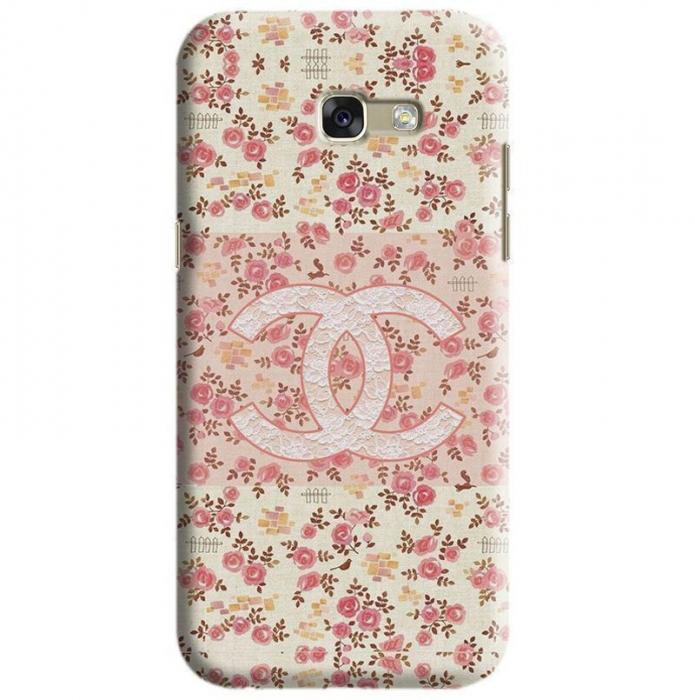Husa Samsung Galaxy A5 2017 Custom Hard Case Coco Flowers 0