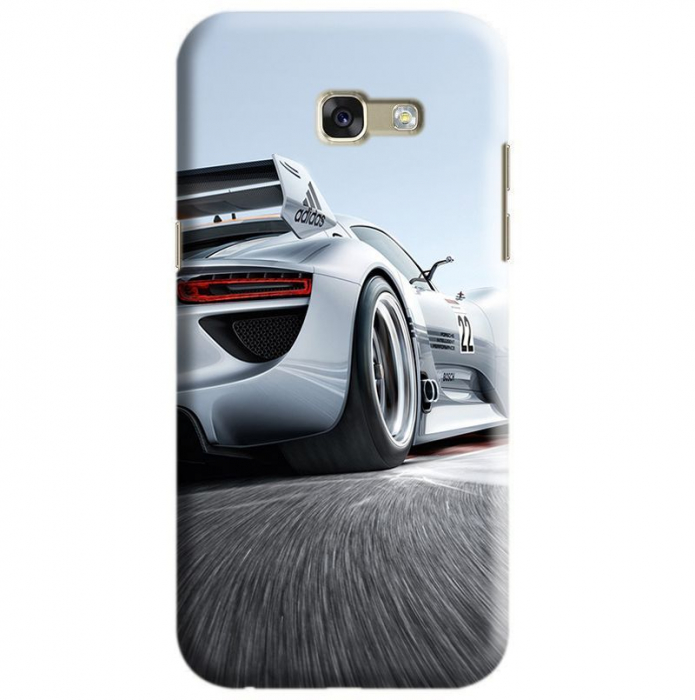 Husa Samsung Galaxy A5 2017 Custom Hard Case Drifting 0