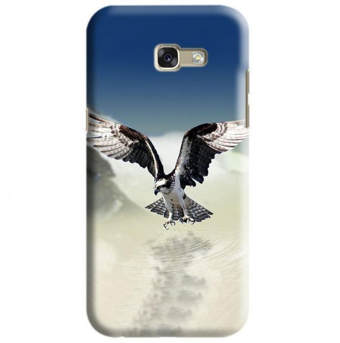 Husa Samsung Galaxy A5 2017 Custom Hard Case Eagle 0