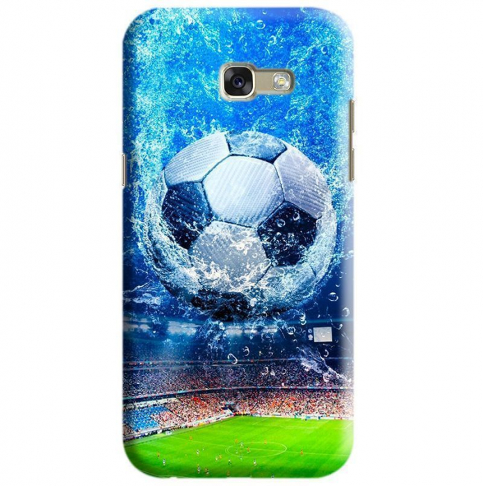 Husa Samsung Galaxy A5 2017 Custom Hard Case Football [0]