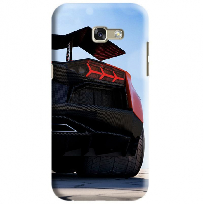 Husa Samsung Galaxy A5 2017 Custom Hard Case Lambocar 0