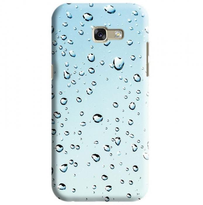 Husa Samsung Galaxy A5 2017 Custom Hard Case Rain 0