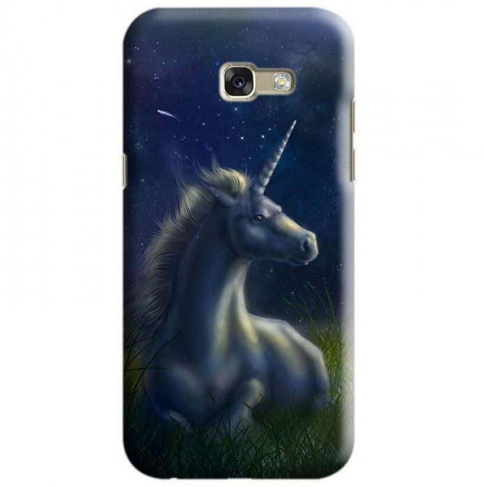 Husa Samsung Galaxy A5 2017 Custom Hard Case Unicorn 0