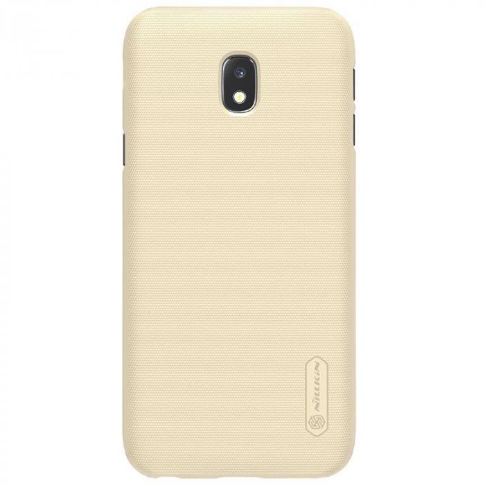Husa Samsung Galaxy J3 2017 - Nillkin Frosted Shield - gold 1