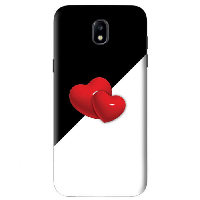 Husa Samsung Galaxy J5 2017 Custom Hard Case 2 Hearts 0