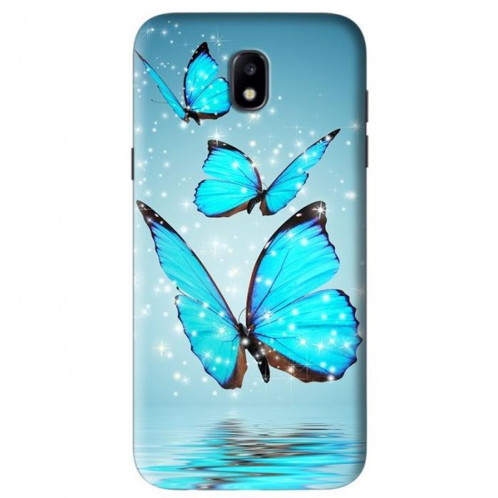Husa Samsung Galaxy J5 2017 Custom Hard Case Butterflys 0