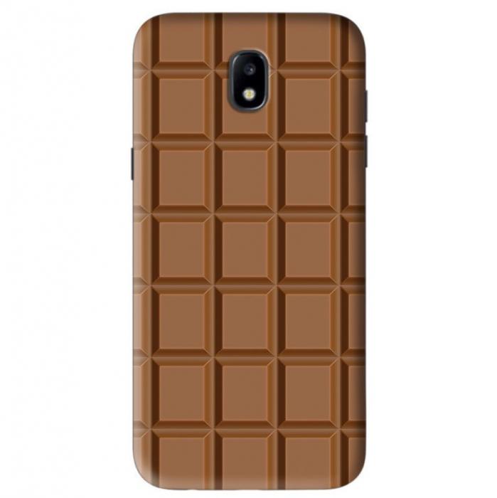 Husa Samsung Galaxy J5 2017 Custom Hard Case Chocolate 0