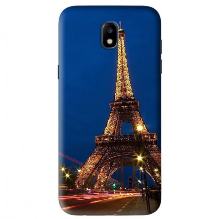 Husa Samsung Galaxy J5 2017 Custom Hard Case Eiffel Tower 0