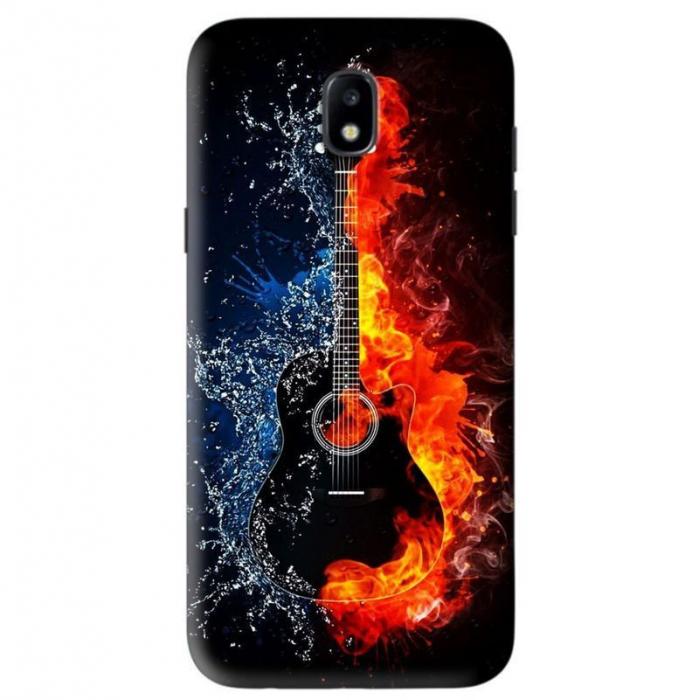 Husa Samsung Galaxy J5 2017 Custom Hard Case Guitar 0