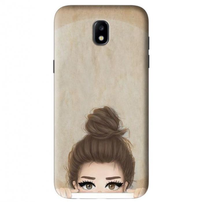 Husa Samsung Galaxy J5 2017 Custom Hard Case I See You 0