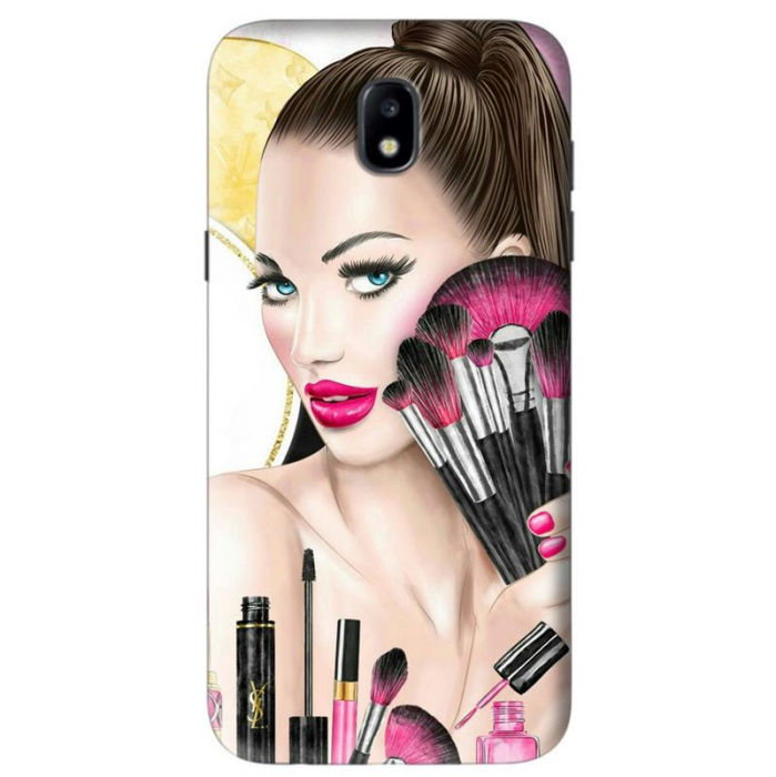 Husa Samsung Galaxy J5 2017 Custom Hard Case Makeup 0