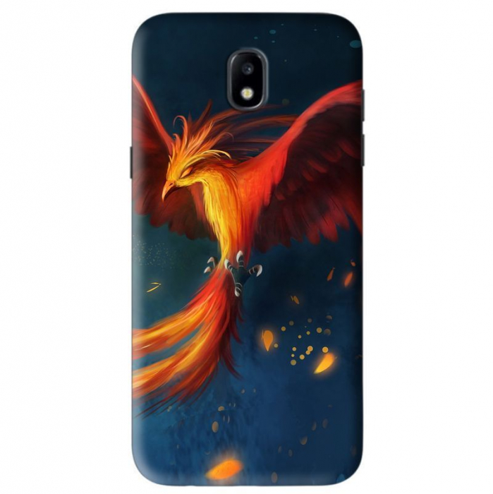 Husa Samsung Galaxy J5 2017 Custom Hard Case Pheonix Bird 0