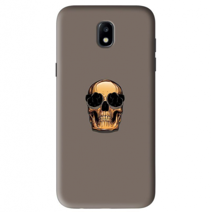 Husa Samsung Galaxy J5 2017 Custom Hard Case Skull 1 0
