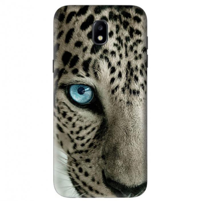Husa Samsung Galaxy J5 2017 Custom Hard Case Snow Leopard 0
