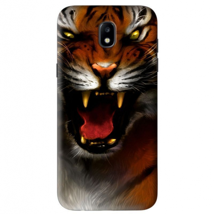 Husa Samsung Galaxy J5 2017 Custom Hard Case Tiger 1 0
