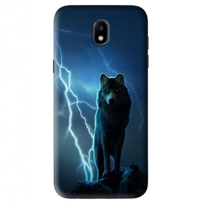 Husa Samsung Galaxy J5 2017 Custom Hard Case Wolf 0