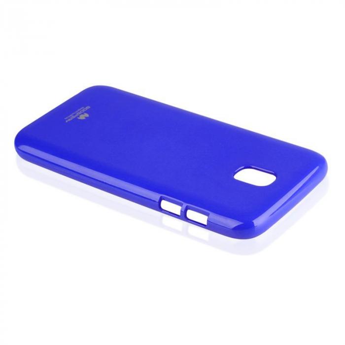 Husa Samsung Galaxy J5 2017 Mercury Jelly Case TPU  - albastru 1