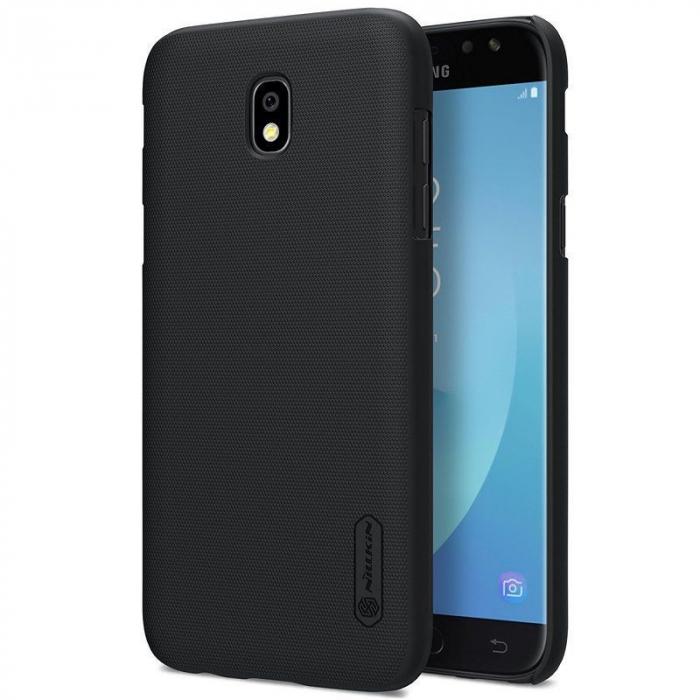 Husa Samsung Galaxy J5 2017 - Nillkin Frosted Shield - negru 0