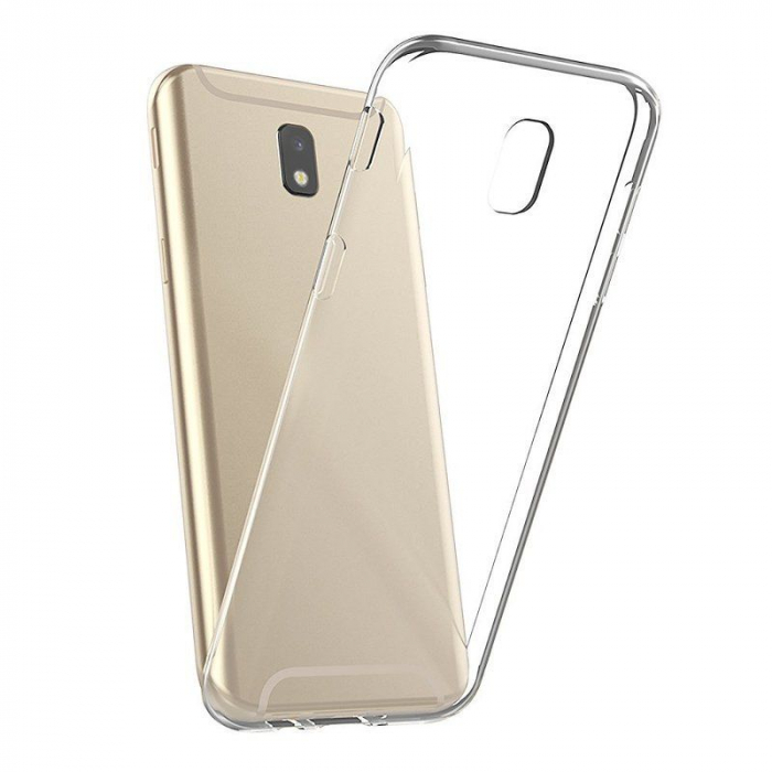 Husa  Samsung Galaxy J5 2017 Silicon Soft TPU 0.8 mm - transparent 0