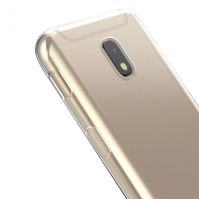 Husa  Samsung Galaxy J5 2017 Silicon Soft TPU 0.8 mm - transparent 5