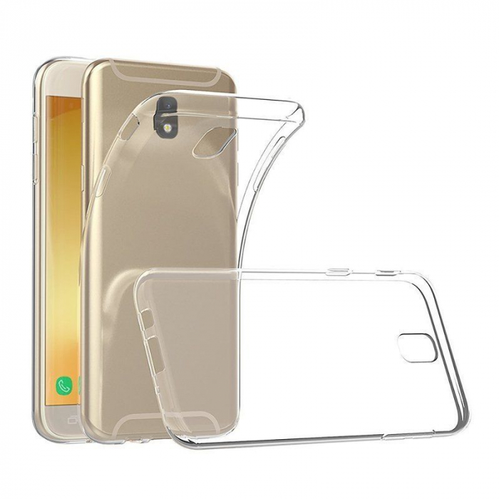 Husa  Samsung Galaxy J5 2017 Silicon Soft TPU 0.8 mm - transparent 6