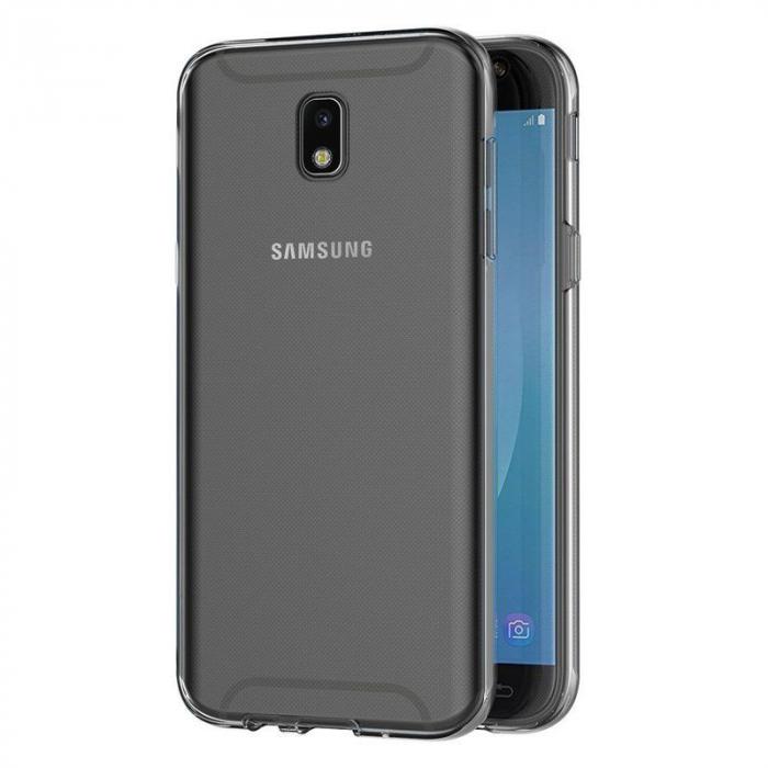 Husa  Samsung Galaxy J5 2017 Silicon TPU 360 grade - transparent 9