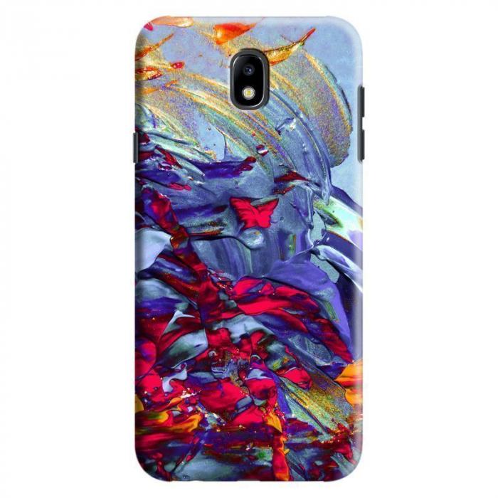 Husa Samsung Galaxy J7 2017 - Custom Hard Case -  Abstract 0