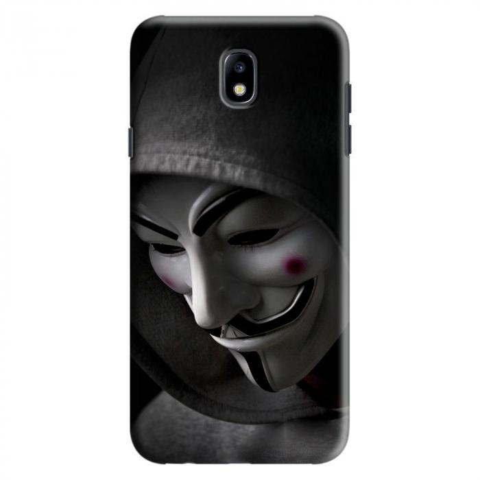 Husa Samsung Galaxy J7 2017 - Custom Hard Case Anonymous 0