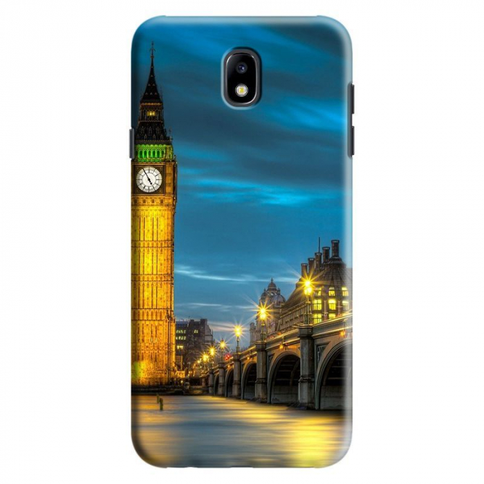 Husa Samsung Galaxy J7 2017 - Custom Hard Case Big Ben  0