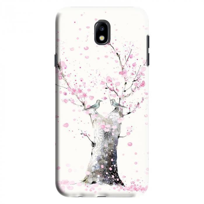 Husa Samsung Galaxy J7 2017 - Custom Hard Case -   Blossoms Tree 0