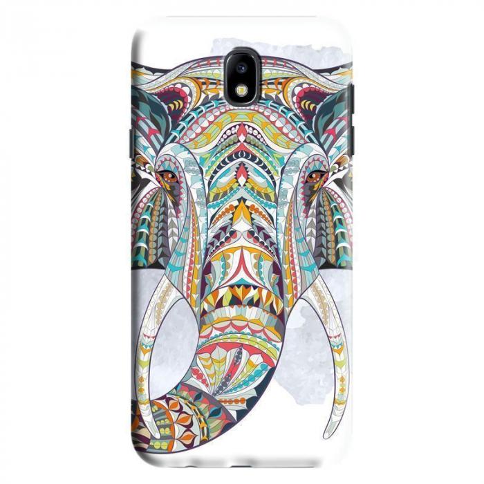 Husa Samsung Galaxy J7 2017 - Custom Hard Case - Elephant 0