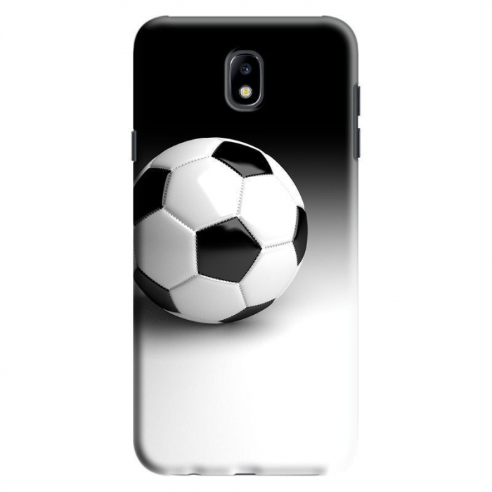 Husa Samsung Galaxy J7 2017 - Custom Hard Case Football 0