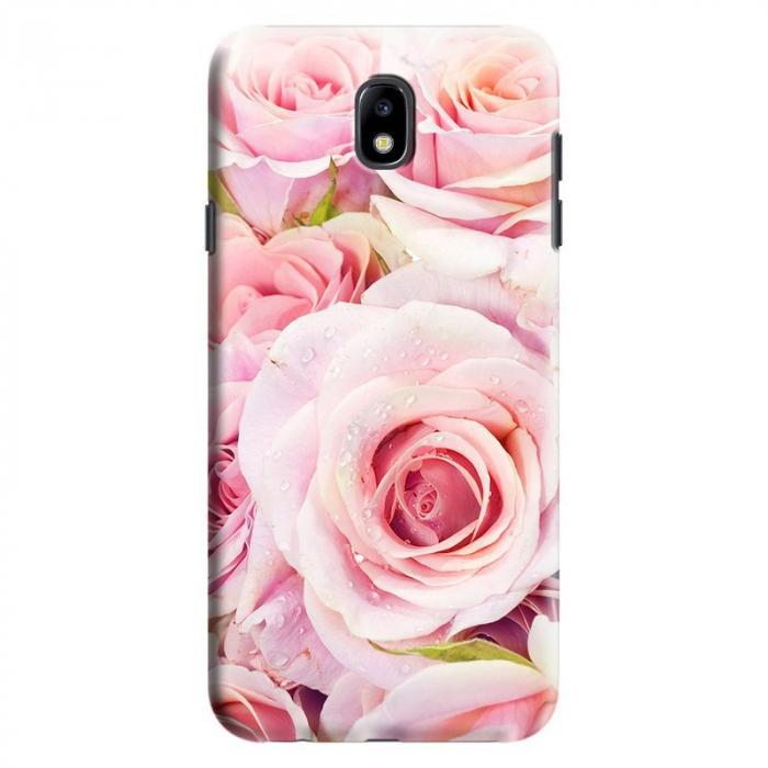 Husa Samsung Galaxy J7 2017 - Custom Hard Case Fresh Pink 0