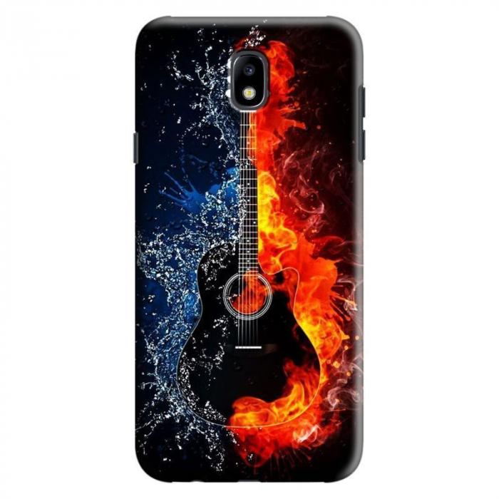 Husa Samsung Galaxy J7 2017 - Custom Hard Case Guitar 0
