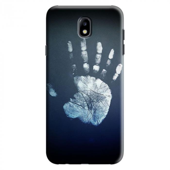Husa Samsung Galaxy J7 2017 - Custom Hard Case Hand Print 0