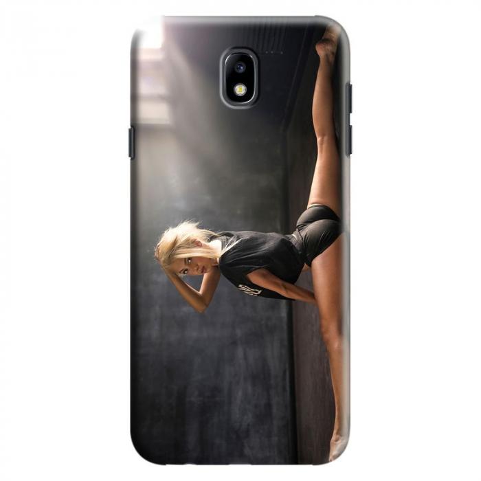 Husa Samsung Galaxy J7 2017 - Custom Hard Case Hot Gymnast 0