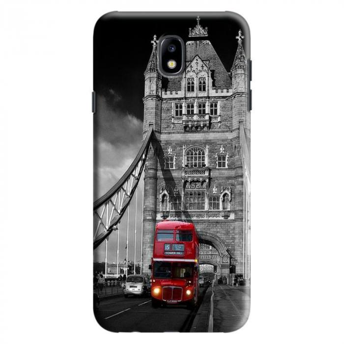 Husa Samsung Galaxy J7 2017 - Custom Hard Case London Bridge 0
