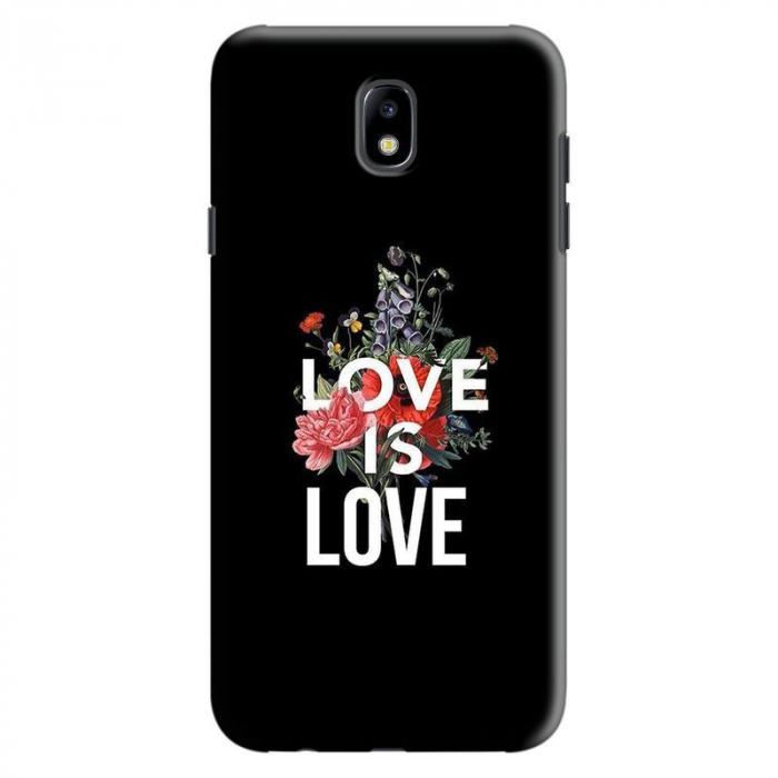 Husa Samsung Galaxy J7 2017 - Custom Hard Case Love is love 0