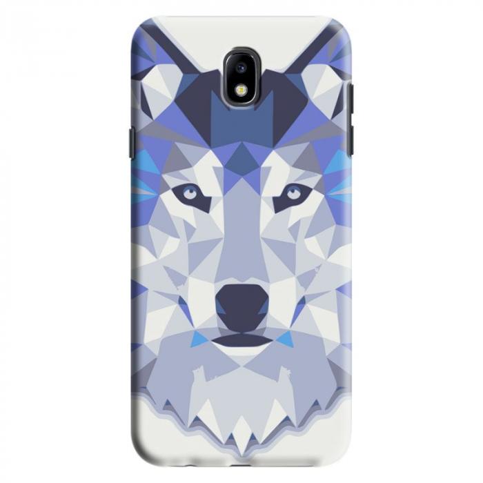 Husa Samsung Galaxy J7 2017 - Custom Hard Case - Wolf 0