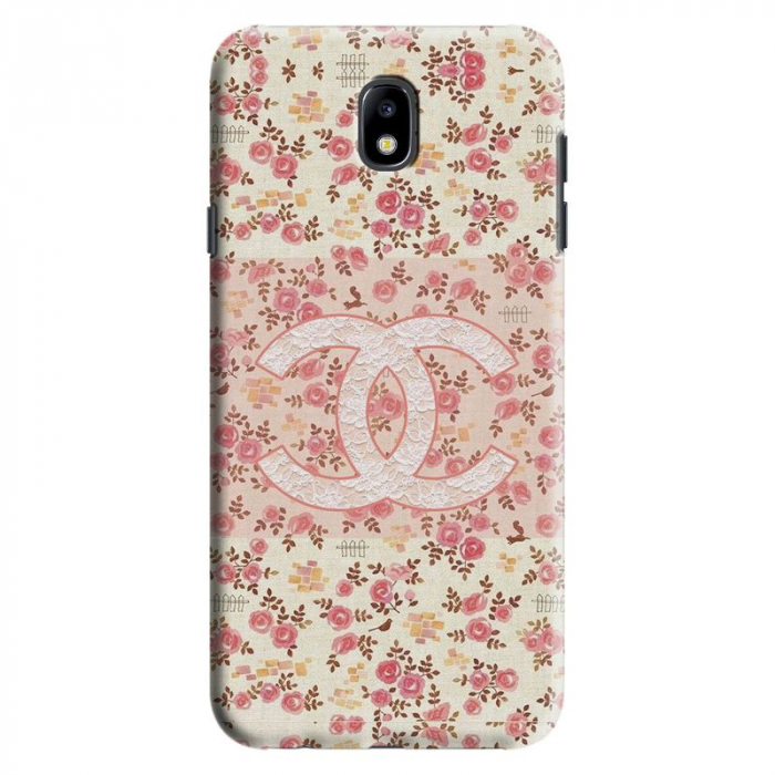 Husa Samsung Galaxy J7 2017 - Custom Hard Case Coco Flowers 0