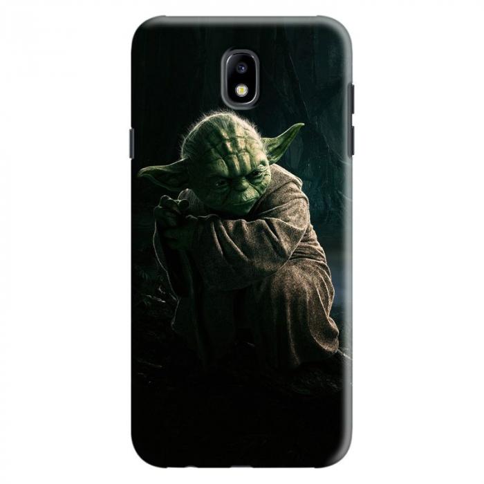 Husa Samsung Galaxy J7 2017 - Custom Hard Yoda 0