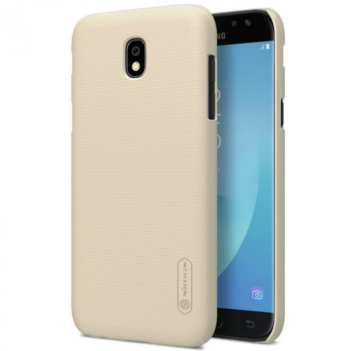 Husa  Samsung Galaxy  J7 2017 Nillkin Frosted Shield - gold 0