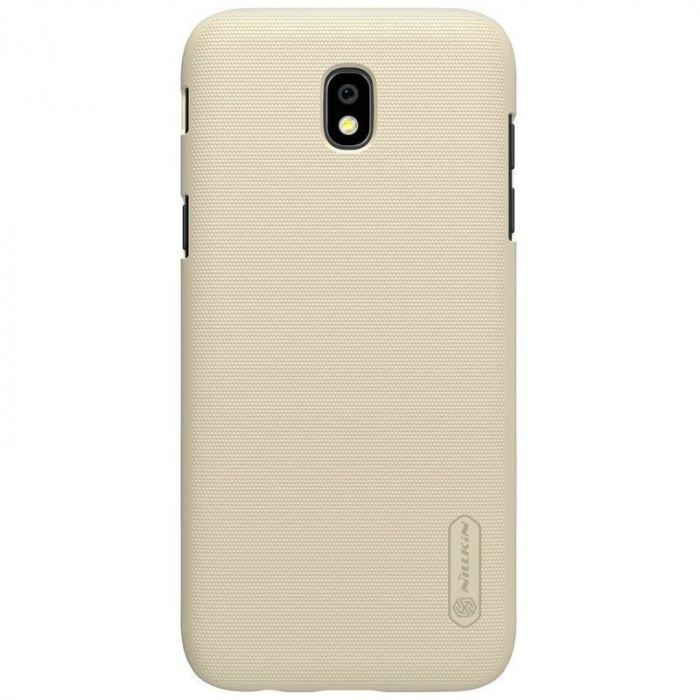 Husa  Samsung Galaxy  J7 2017 Nillkin Frosted Shield - gold 1